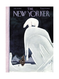 The New Yorker Cover - July 14  1934
