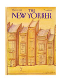 The New Yorker Cover - March 15  1982