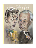 The New Yorker Cover - November 3  1997