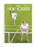 The New Yorker Cover - June 19  1971