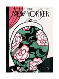 The New Yorker Cover - September 26  1925