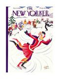The New Yorker Cover - January 18  1930