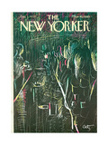 The New Yorker Cover - December 2  1972