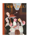 The New Yorker Cover - November 26  1938