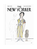 The New Yorker Cover - August 18  2003