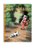 The New Yorker Cover - September 16  1996
