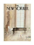 The New Yorker Cover - January 22  1979