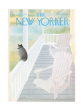The New Yorker Cover - July 18  1977