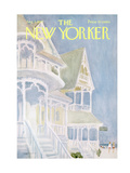 The New Yorker Cover - August 5  1967