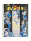 The New Yorker Cover - May 3  1993
