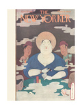 The New Yorker Cover - April 5  1930
