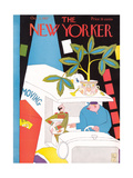 The New Yorker Cover - October 1  1927