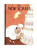 The New Yorker Cover - May 5  1928
