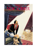 The New Yorker Cover - December 5  1953