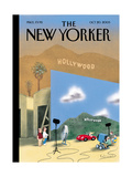 The New Yorker Cover - October 20  2003