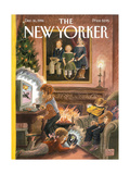 The New Yorker Cover - December 16  1996