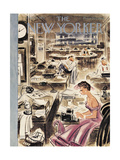 The New Yorker Cover - March 22  1952