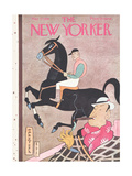 The New Yorker Cover - May 17  1930