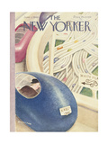 The New Yorker Cover - June 1  1940