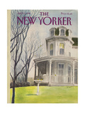 The New Yorker Cover - April 13  1981