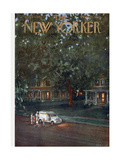 The New Yorker Cover - August 24  1957
