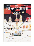 The New Yorker Cover - March 13  1978