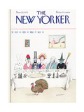 The New Yorker Cover - November 29  1976