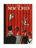 The New Yorker Cover - July 18  1925