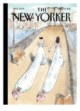 The New Yorker Cover - July 25  2011
