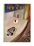 The New Yorker Cover - April 11  1942
