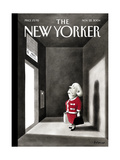 The New Yorker Cover - November 22  2004