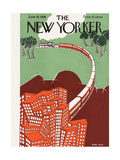 The New Yorker Cover - June 19  1926