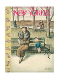 The New Yorker Cover - February 15  1936