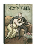 The New Yorker Cover - April 15  1933