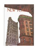 The New Yorker Cover - November 9  1981