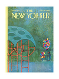 The New Yorker Cover - May 9  1970