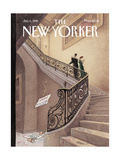 The New Yorker Cover - January 5  1998