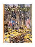 The New Yorker Cover - April 10  1995