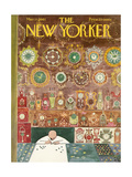 The New Yorker Cover - March 11  1961