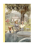 The New Yorker Cover - July 16  1938
