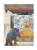 The New Yorker Cover - July 22  1944