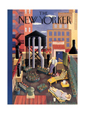 The New Yorker Cover - July 19  1941