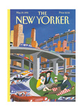 The New Yorker Cover - May 29  1995