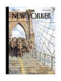 The New Yorker Cover - September 6  2004