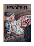 The New Yorker Cover - June 20  1942