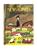 The New Yorker Cover - February 6  1965