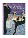 The New Yorker Cover - December 31  1966