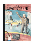 The New Yorker Cover - January 17  2000