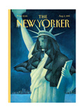 The New Yorker Cover - August 2  1999