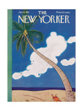 The New Yorker Cover - January 12  1952